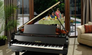 Alquiler de piano Yamaha