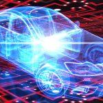 Electrónica automotriz de tendencia