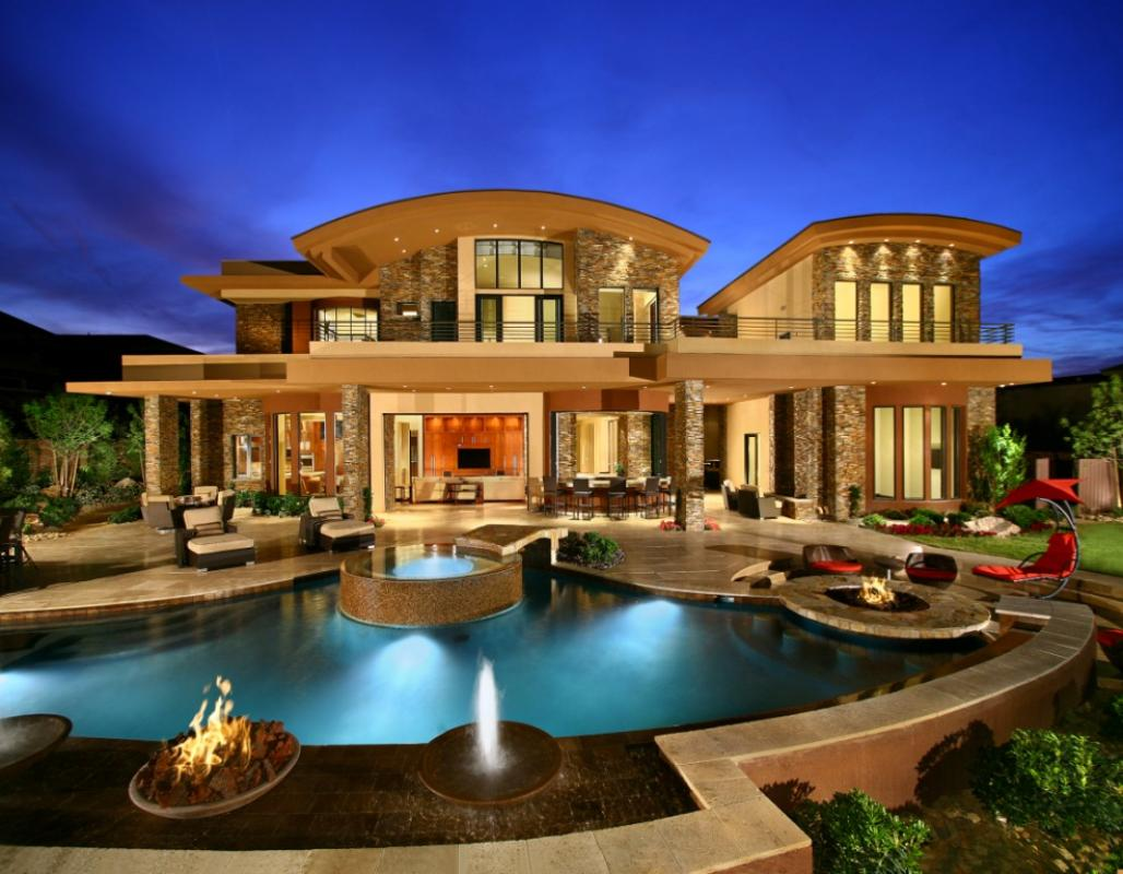 Alquile su casa de lujo
